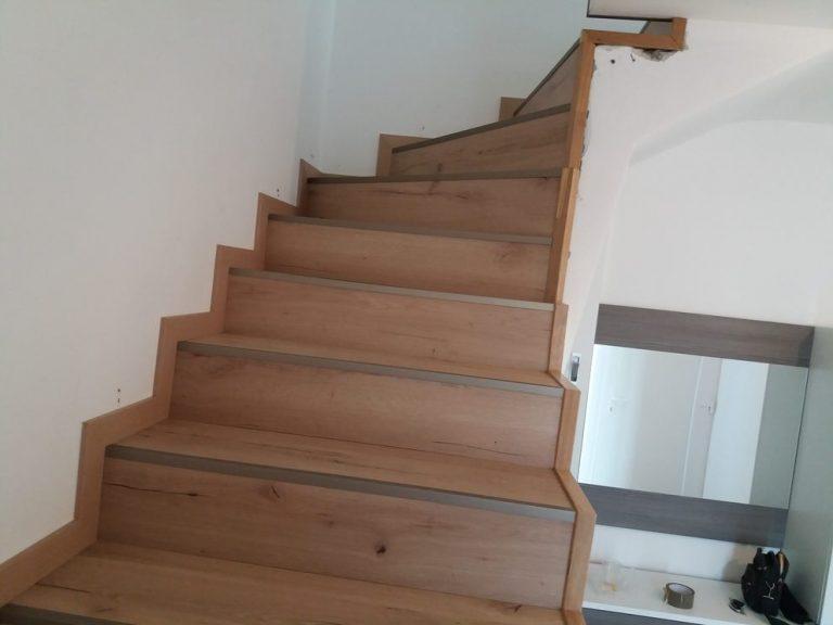 parketové schody
